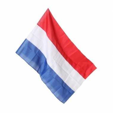 1x vlaggen nederland 100 150