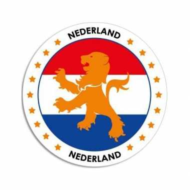 20x holland stickers