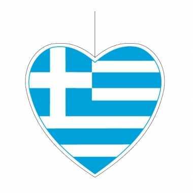 3x thema griekenland hangversiering hart 14