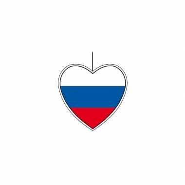 5x thema rusland hangversiering hart 14