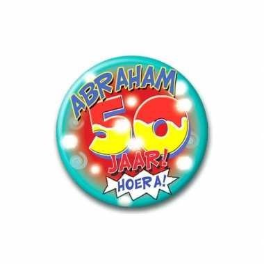 Abraham buttons