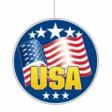 Amerika hangversiering 28