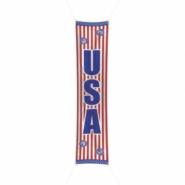 Amerika versiering banner 300