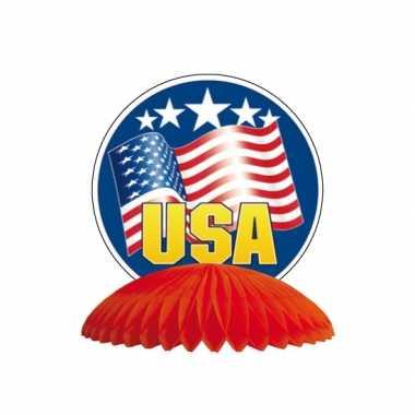 Amerikaanse tafel versiering
