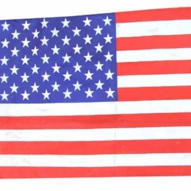 Amerikaanse vlag 60 40