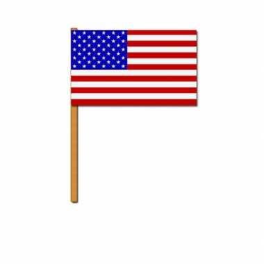 Amerikaanse zwaaivlag