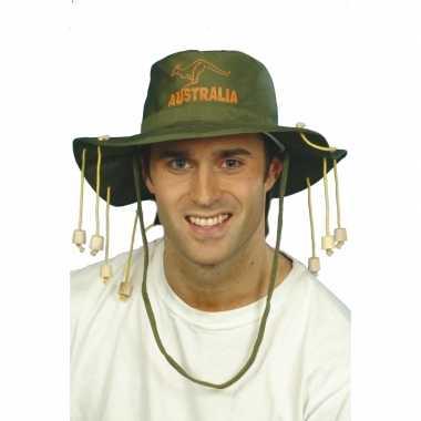 Australische hoeden