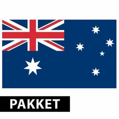Australische versiering pakket