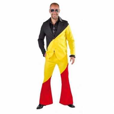 Belgie verkleed pak volwassenen