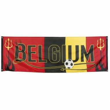 Belgie voetbal banner