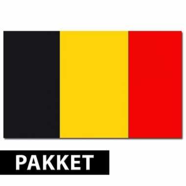 Belgisch versiering pakket