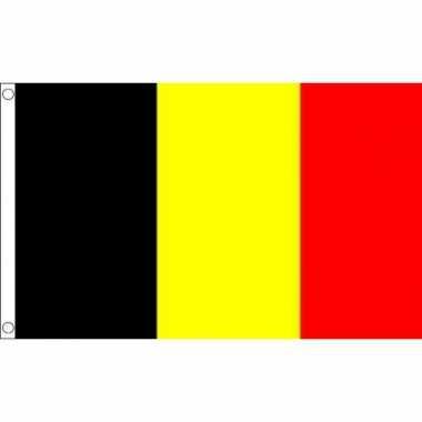 Belgische mega vlag 150 240