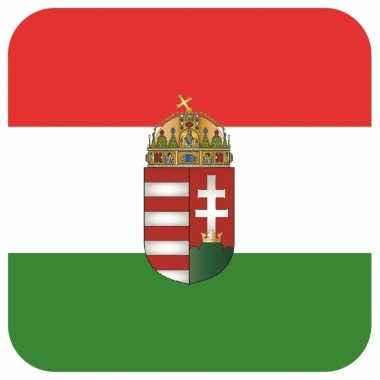 Bierviltjes hongarije thema 15 st