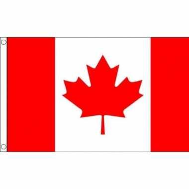 Canadese mega vlag 150 240