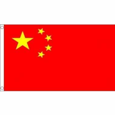 Chinese mega vlag 150 240