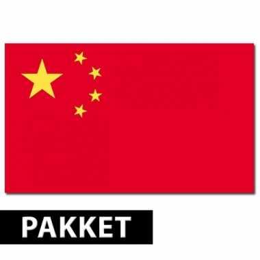 Chinese versiering pakket