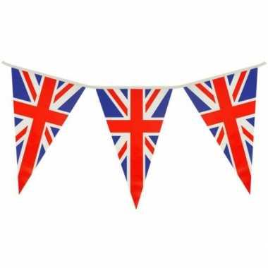 Driehoeks vlaggenlijn groot brittannie 7mt