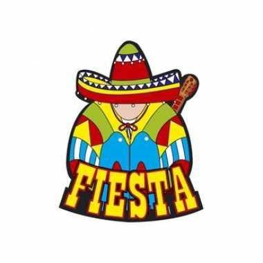 Fiesta versiering bord 55 55
