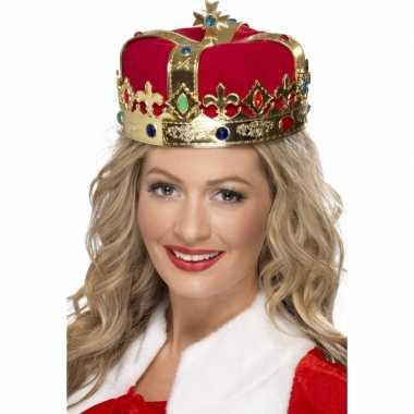 Gouden konings kroon