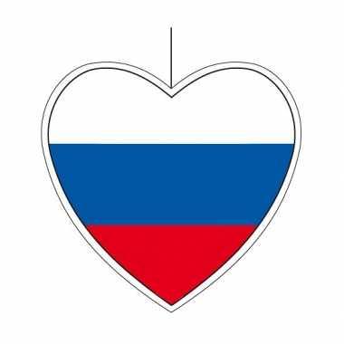 Hangversiering hartvormig rusland 28