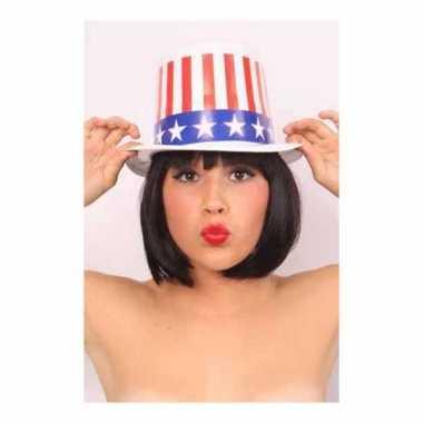 Hoge hoed amerika