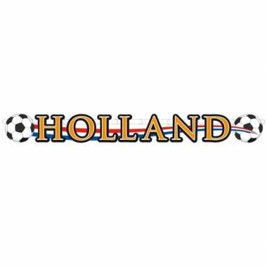 Holland letterslinger
