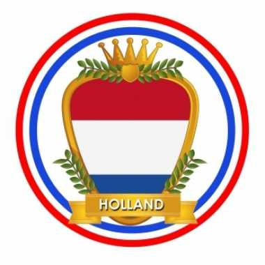 Hollands wapen bierviltjes