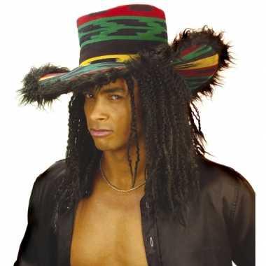 Jamaicaanse pimp hoed volwassenen