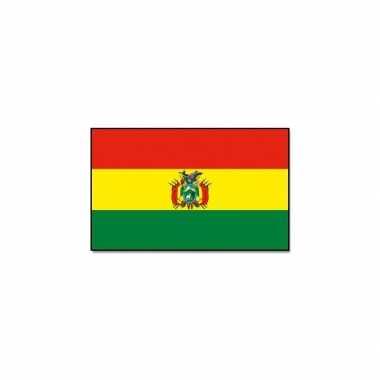 Landen vlag bolivia 90 150