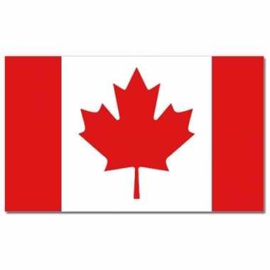 Landen vlag canada