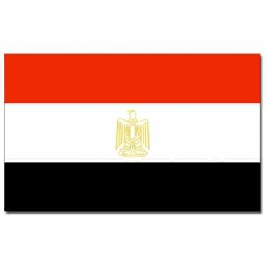 Landen vlag egypte