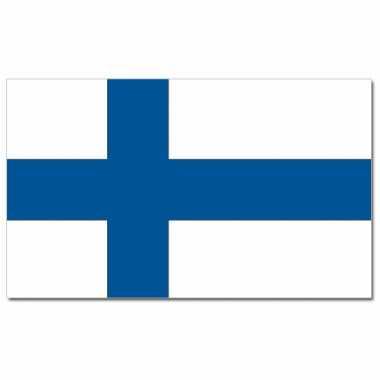 Landen vlag finland 90 150