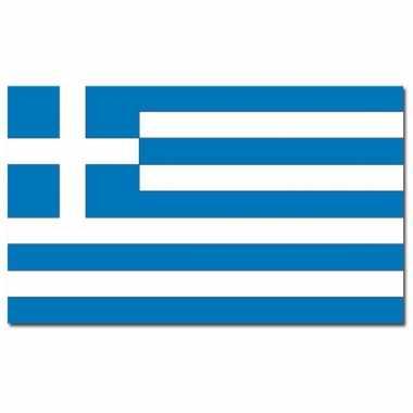 Landen vlag griekenland 90 150