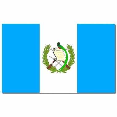 Landen vlag guatemala