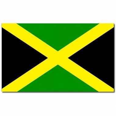 Landen vlag jamaica 90 150
