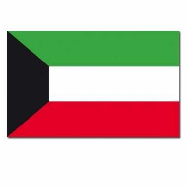 Landen vlag koeweit