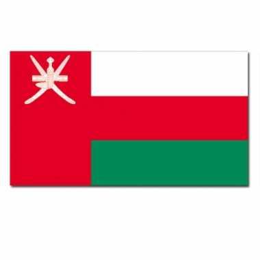 Landen vlag oman