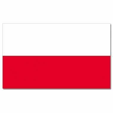 Landen vlag polen