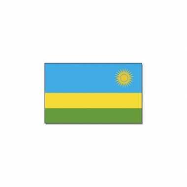 Landen vlag rwanda