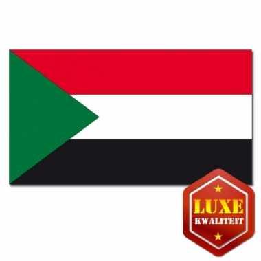 Landen vlag soedan