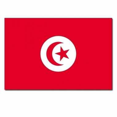 Landen vlag tunesie