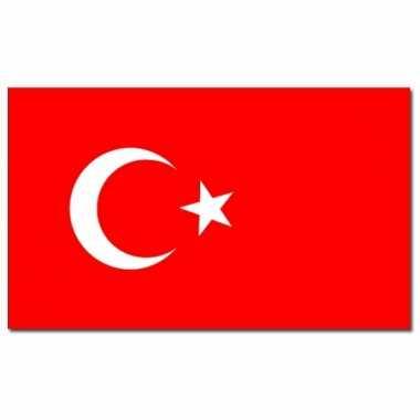 Landen vlag turkije