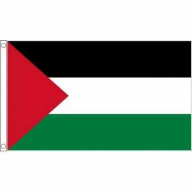 Landenversiering palestina vlag 90 60