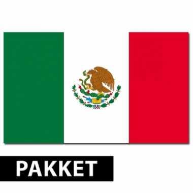 Mexicaanse versiering pakket