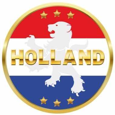 Nederlandse vlag bierviltjes