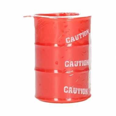 Olievat rood slijm 134 gram