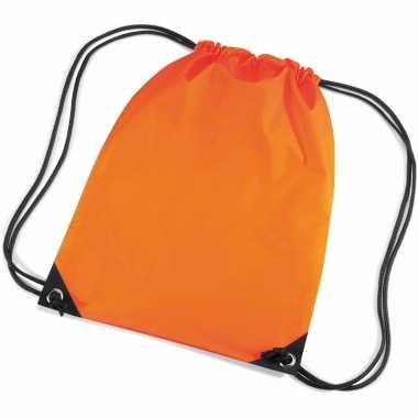 Oranje gymtas koord