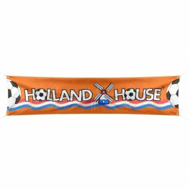 Oranje holland banner 180