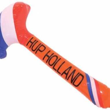 Oranje hup holland opblaas hamer