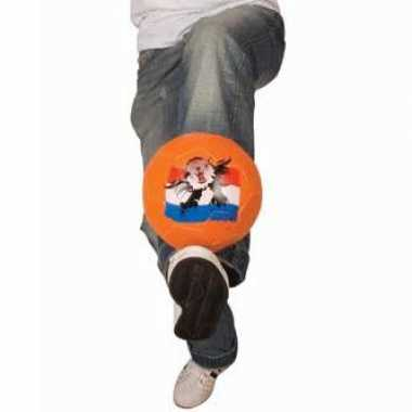 Oranje voetballen